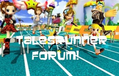 TalesRunner Forum.