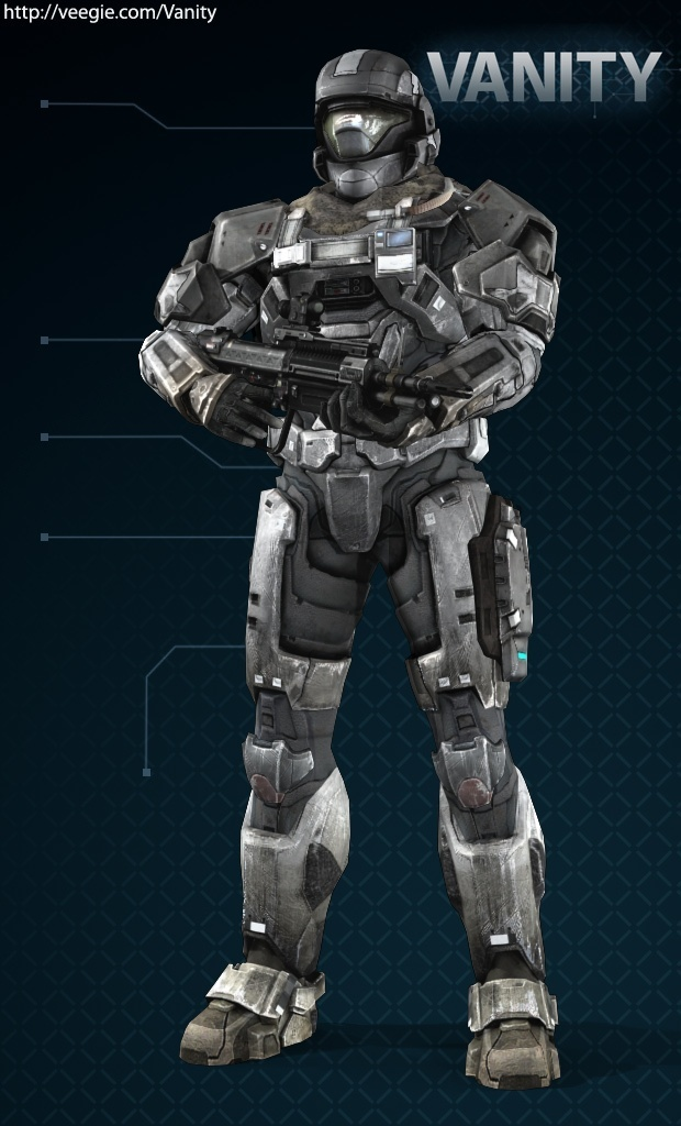 Halo Characters