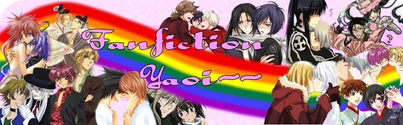 Fanfiction Yaoi