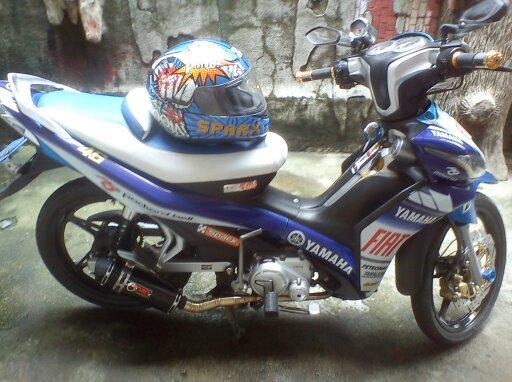 Yamaha VF Or Suzuki Smash 115?