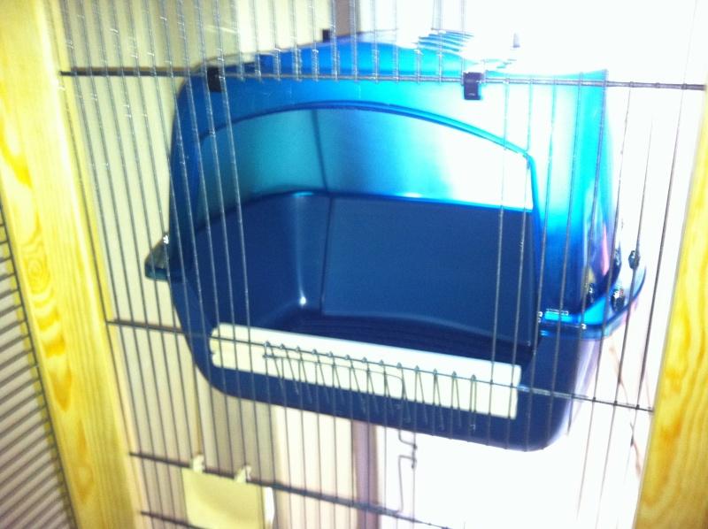 question de cage. Black Bedroom Furniture Sets. Home Design Ideas