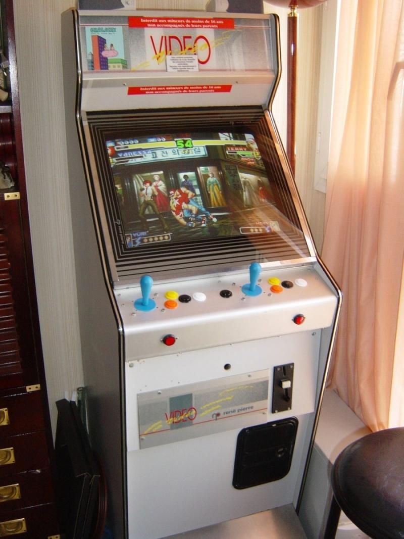 borne arcade 19