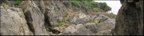 plateaux de pierres