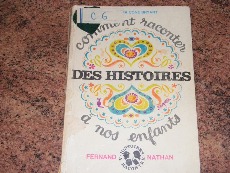Livres professionnels 9 - Raconte des histoires ...