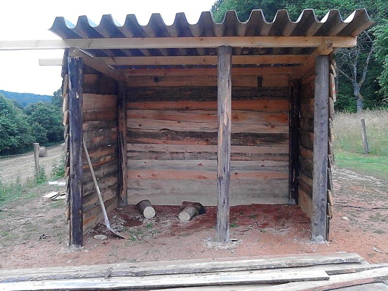 construction cabane mouton