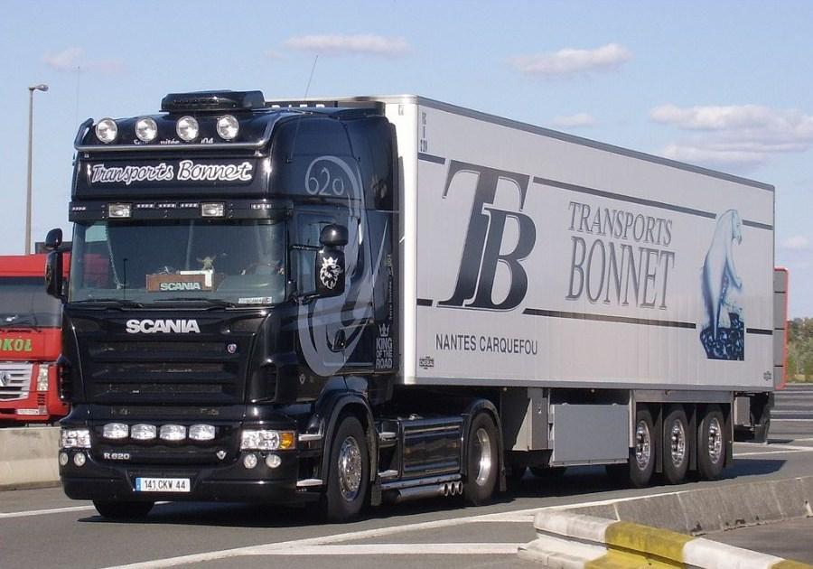 Transports Bonnet (Carquefou, 44) - Page 2