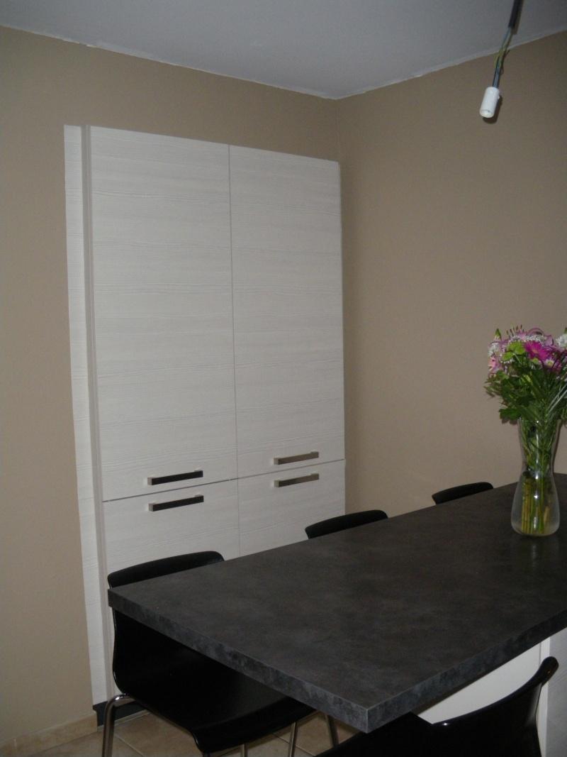 Aide pour choix de couleur peinture des murs de cuisine - Peinture doree pour mur ...