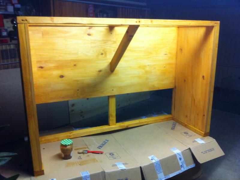 ma fishroom enfin ma chambre quoi. Black Bedroom Furniture Sets. Home Design Ideas