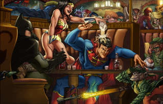 Le Bar des Vengeurs