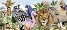عالم الطيور والبحار والحيوان