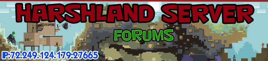 Harshland - Minecraft Server