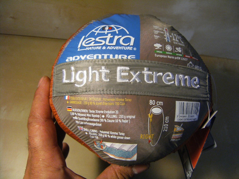 sac de couchage ultra light