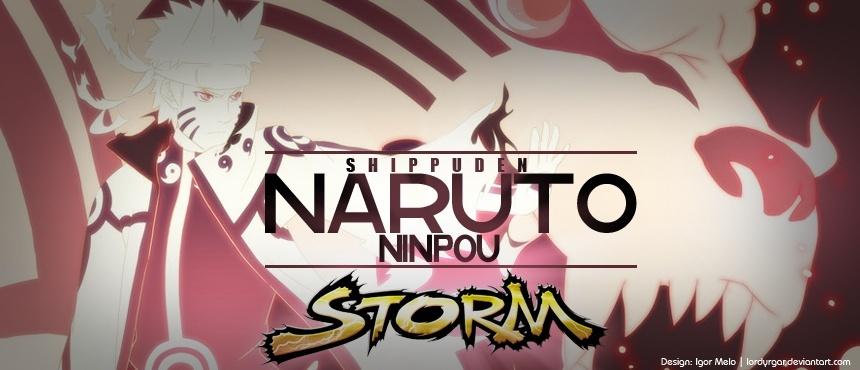 Naruto Shippuden Ninpou Storm
