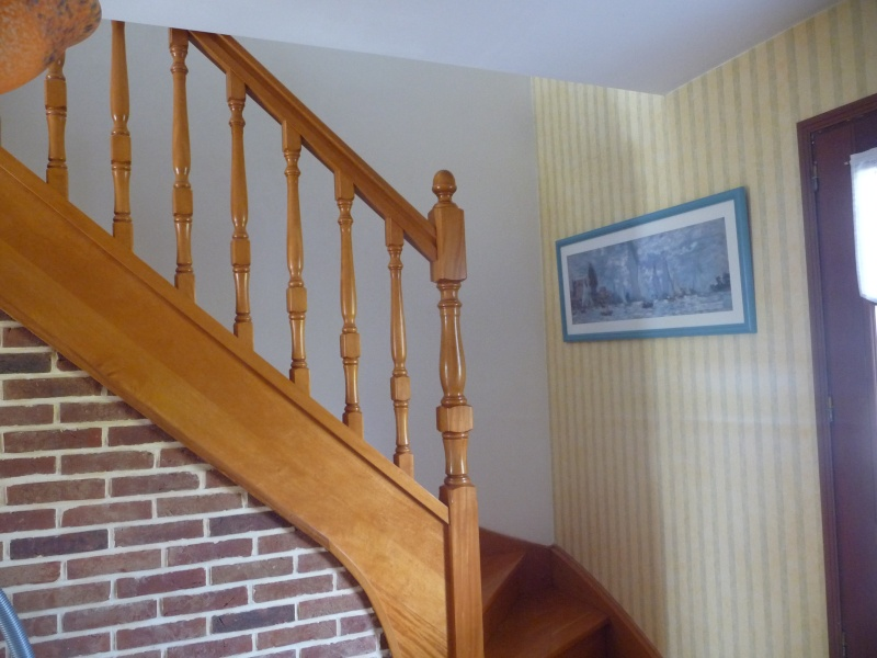 relooking cage d 39 escalier. Black Bedroom Furniture Sets. Home Design Ideas