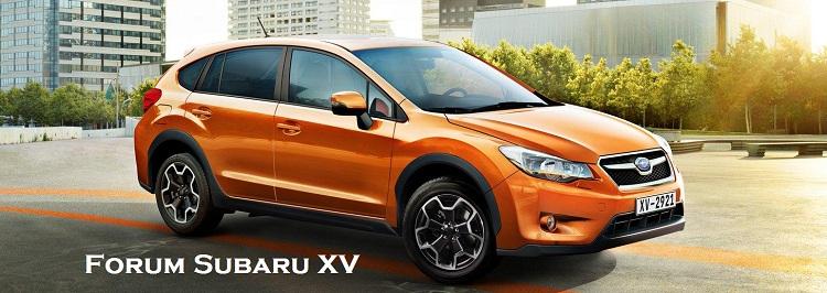 Forum Subaru XV