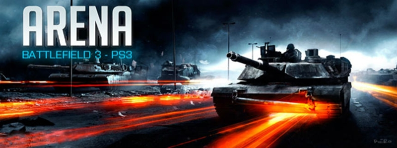 Arena Battlefield