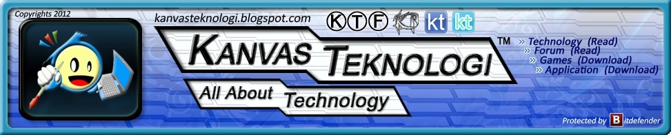 KANVAS TEKNOLOGI : All About Technology