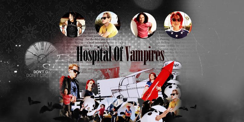 Hospital Of Vampires