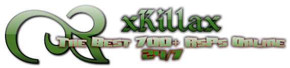 XKillaX - MMORPG - The No.1 Free Online Multiplayer Game
