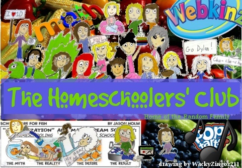 The Homeschoolers' Club Forum