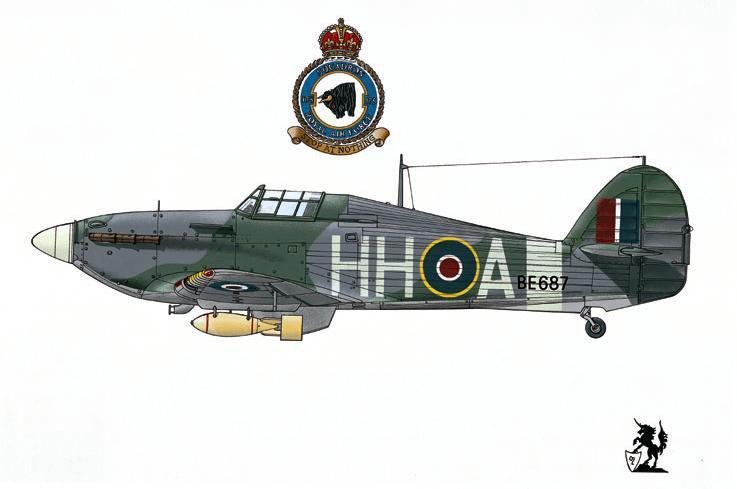 Les opérations aériennes dans l'opération Jubilee dieppe10