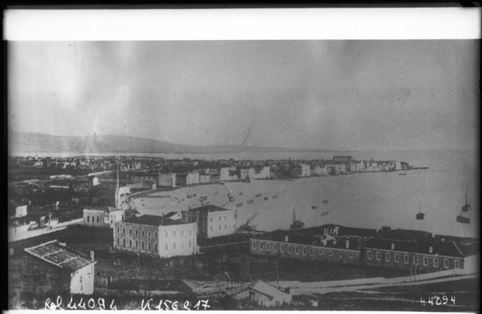Quelques scènes aux Dardanelles f111