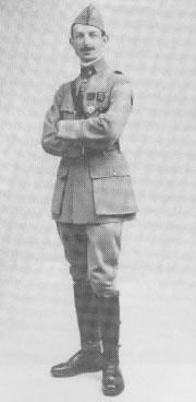 Cinq jours de reconnaissance derrière les lignes allemandes touzet10